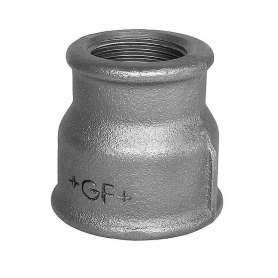 Georg Fischer Form.Muff S. 3/4 - 3/8, Muffe-Muffe