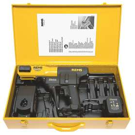 REMS Akku-Press ACC Basic-Pack - 10 - 108 mm