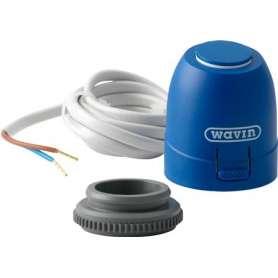 Wavin telestat 230V NC VA50 adapter