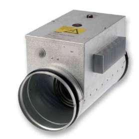 ATC el forvarmer med føler til ventilationsanlæg 160 mm