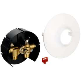 Danfoss FHV-A,vægindbygningsventil til styring af gulvvarme, passer til RA2000 følere