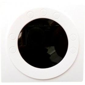 Genvex betjeningspanel Optima Design 251 hvid