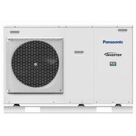 Panasonic luft til vand varmepumpe monoblock type WH-MDC05H3E5 5 KW