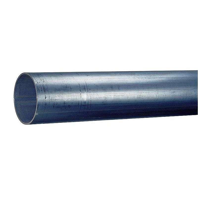 Sorte svejste gevindrør i.h.t. EN 10255/M1/2''