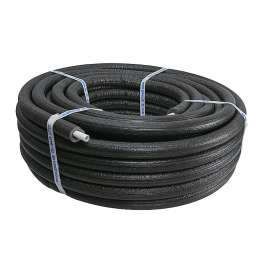 AluPEX universalrør m. 10 m isolering - 16 x 2,0 mm - 50 meter per rulle