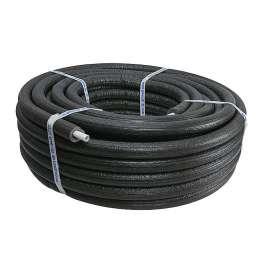 AluPEX universalrør m. 20 mm isolering - 16 x 2,0 mm - 50 meter per rulle