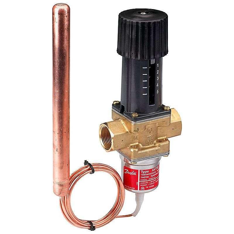 Danfoss Temperaturregulator AVTB ventil 20-60 gr.1''