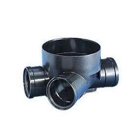 Rense/inspektionsbrønd type 3, til glatte rør315 X 160 MM