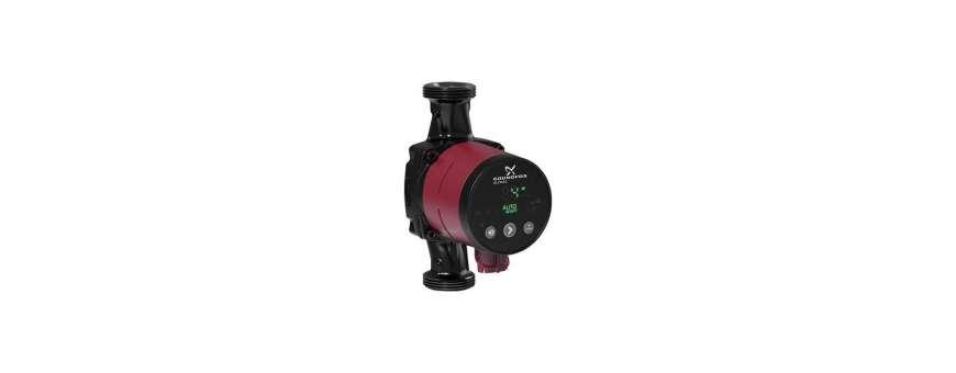 Billige pumper til brugsvand og varme hos