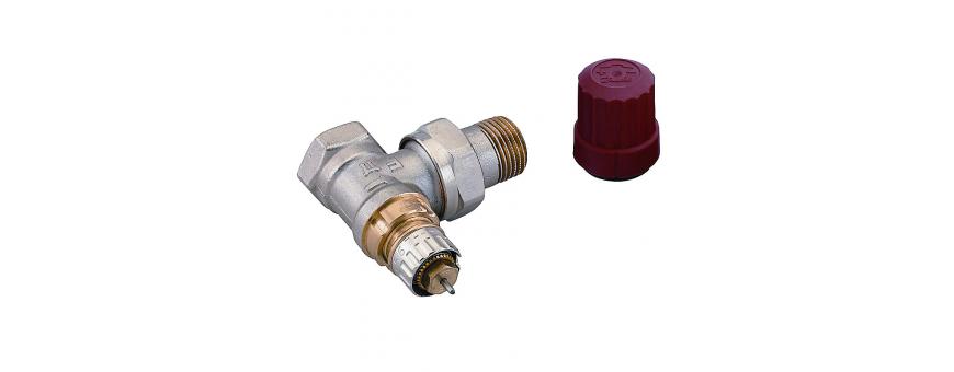 Køb billige ventiler til radiator & gulvvarme hos