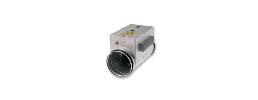 Køb el og vand forvarme flader til ventilationsanlæg